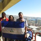 Caravana da solidariedade esteve no Brasil